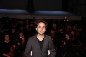 Dirigent Daniel Grossmann